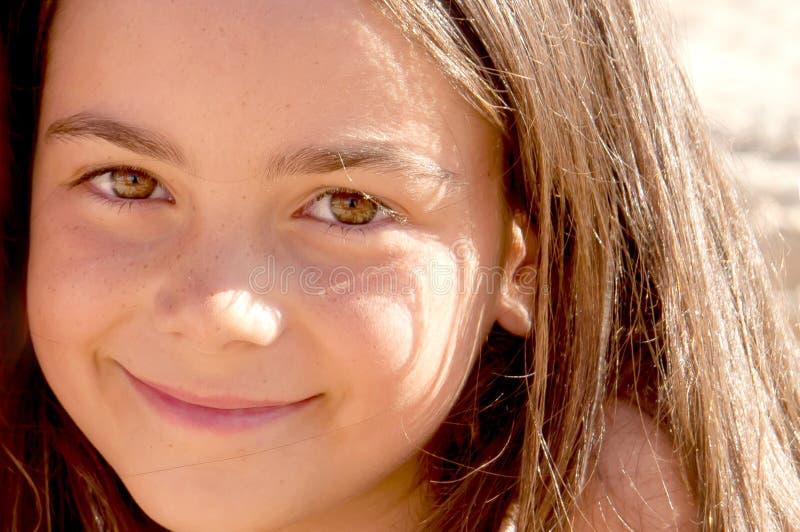 Małe dziewczynki zdjęcie royalty free