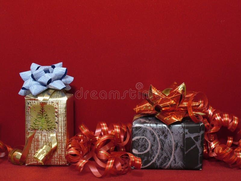 małe prezenty obrazy stock