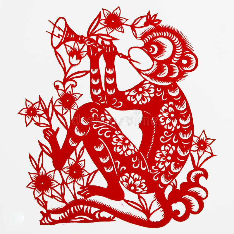 małpa ilustracji