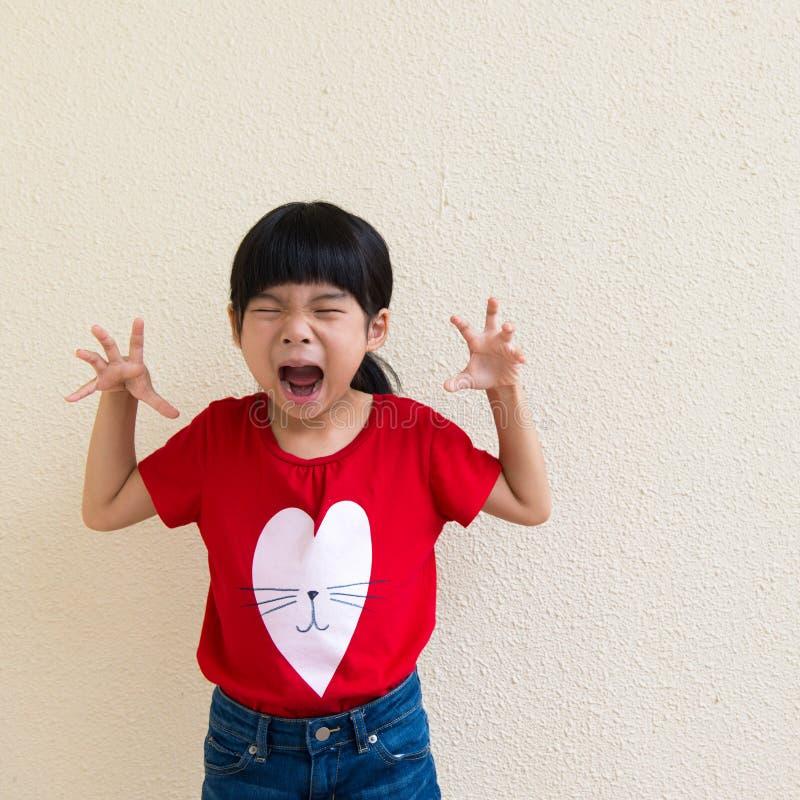 Mały Azjatycki dziecko zdjęcie stock