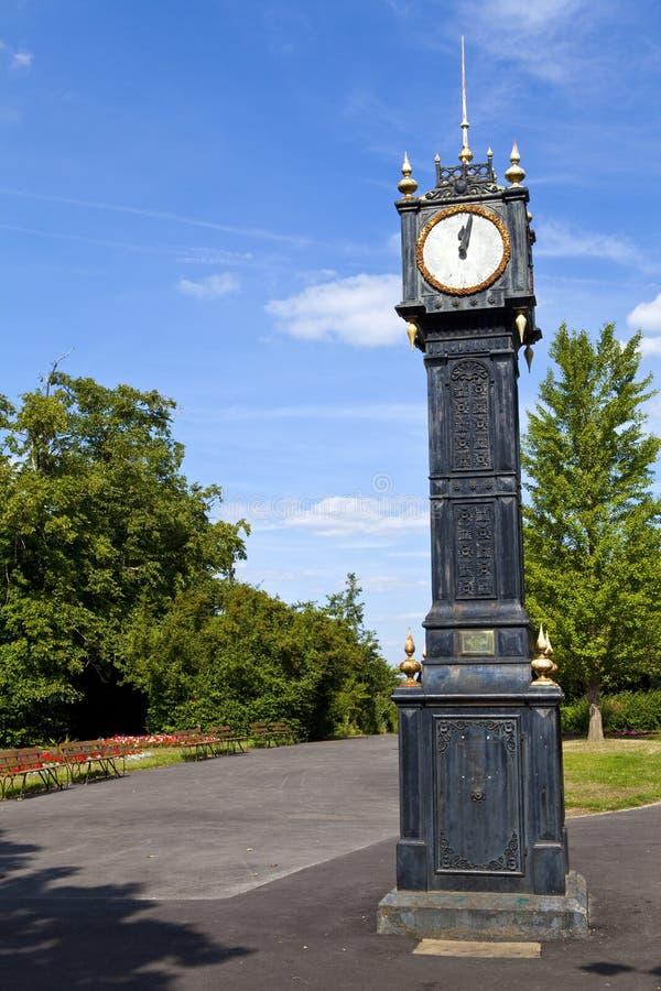 Mały Ben w Brockwell parku, Brixton zdjęcie royalty free