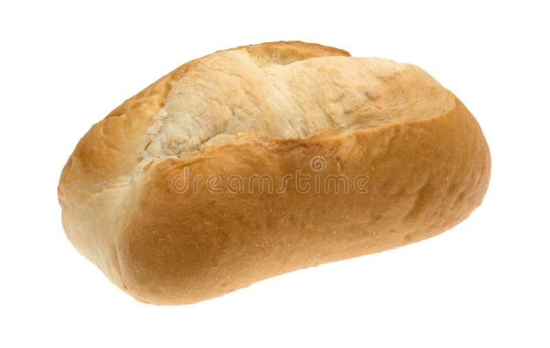Mały białego chleba bochenek obraz royalty free