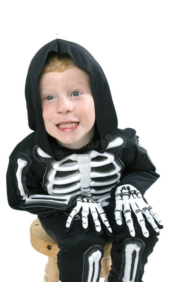 mały chłopiec ekspresyjny zdjęcia stock