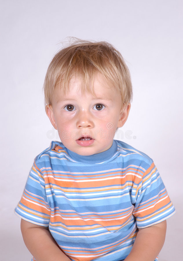 mały chłopiec iv zdjęcia stock