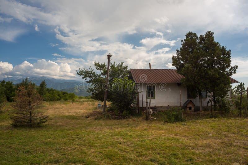 Mały dom 1 fotografia stock