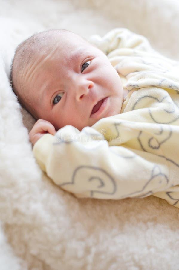 Mały dziecko zdjęcie royalty free