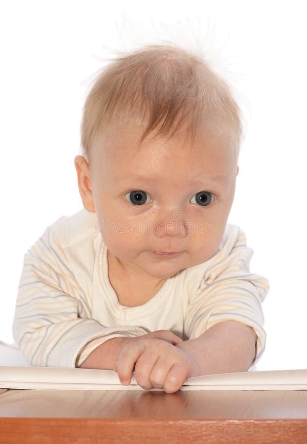 mały dziecko portret zdjęcie royalty free