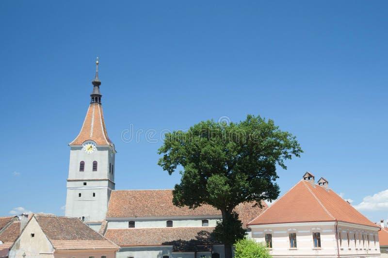 mały kościół zdjęcia royalty free