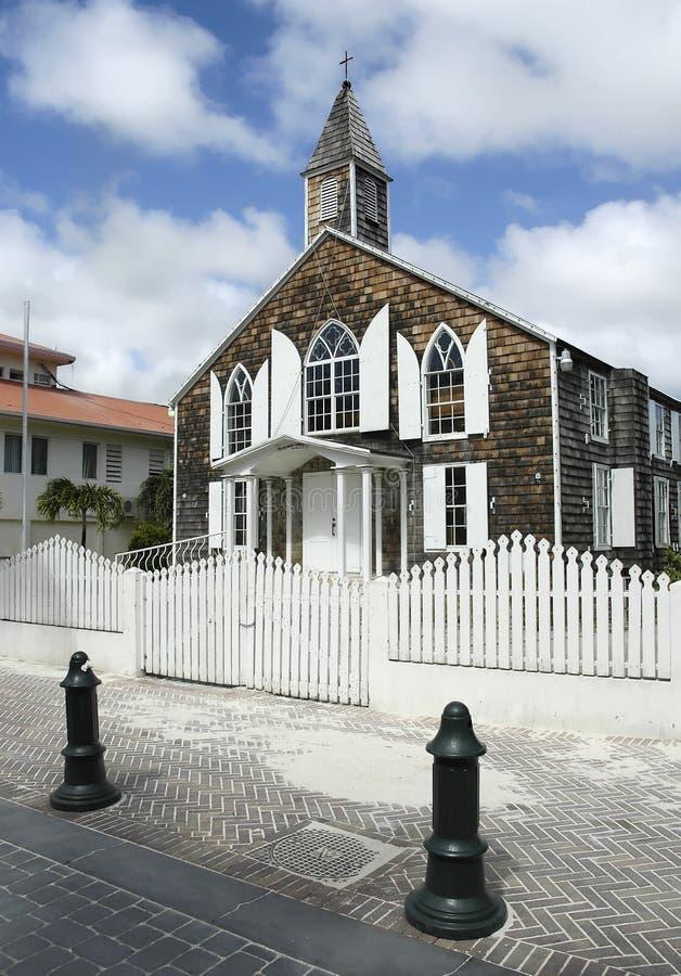 mały kościół zdjęcie royalty free