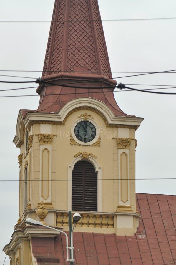 Mały kościelny szczegół zdjęcie stock