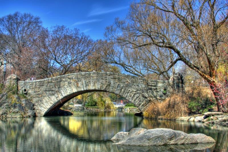 mały mostu zdjęcie royalty free