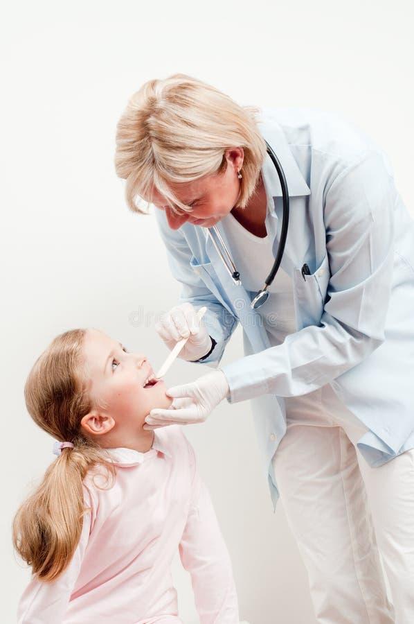 mały pacjent zdjęcia stock