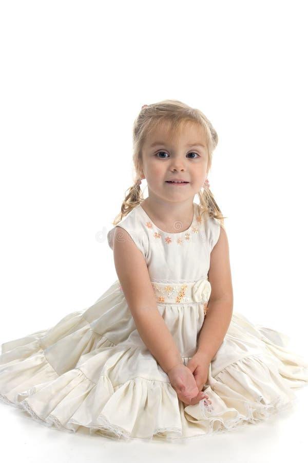 mały princess obraz royalty free