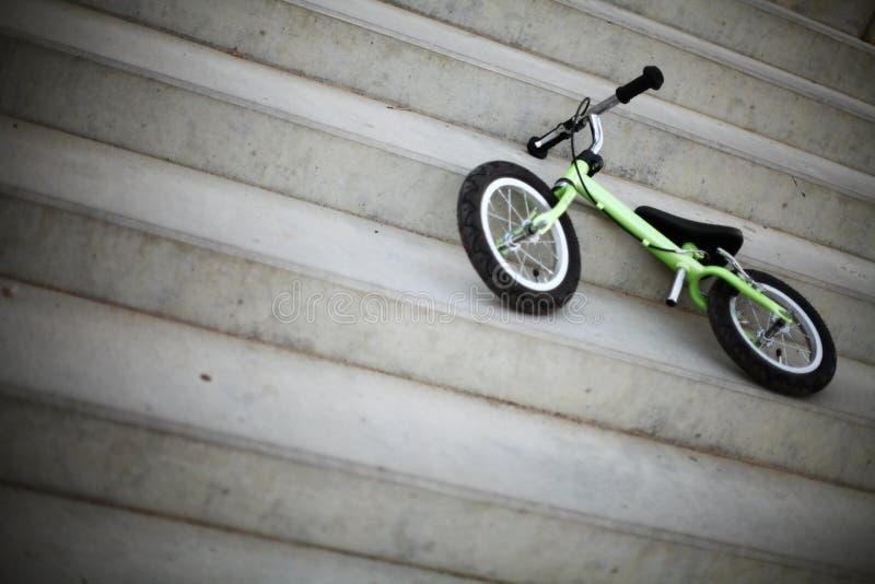 Mały rower zdjęcie stock