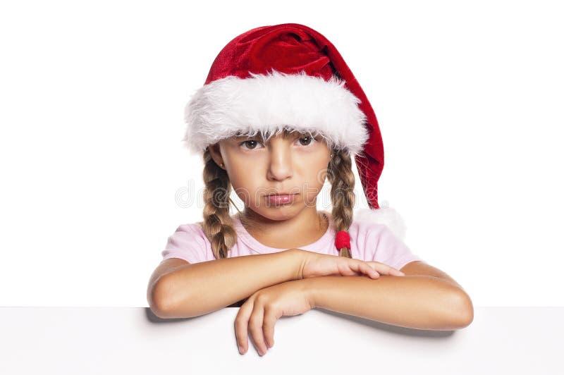Mały Santa Claus obrazy royalty free