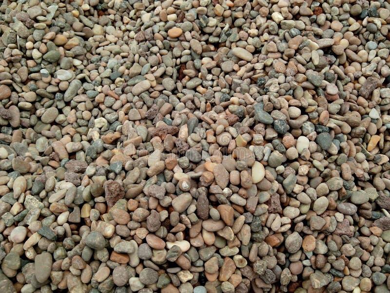 Mały stubarwny kamienia wzór obraz royalty free