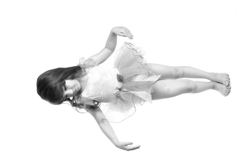 mały tancerzem. zdjęcia royalty free