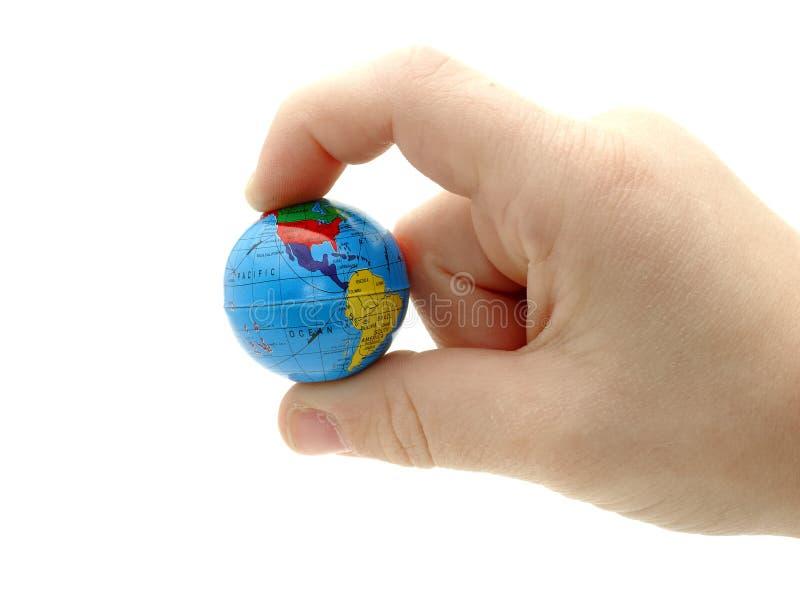 mały ten świat zdjęcie royalty free