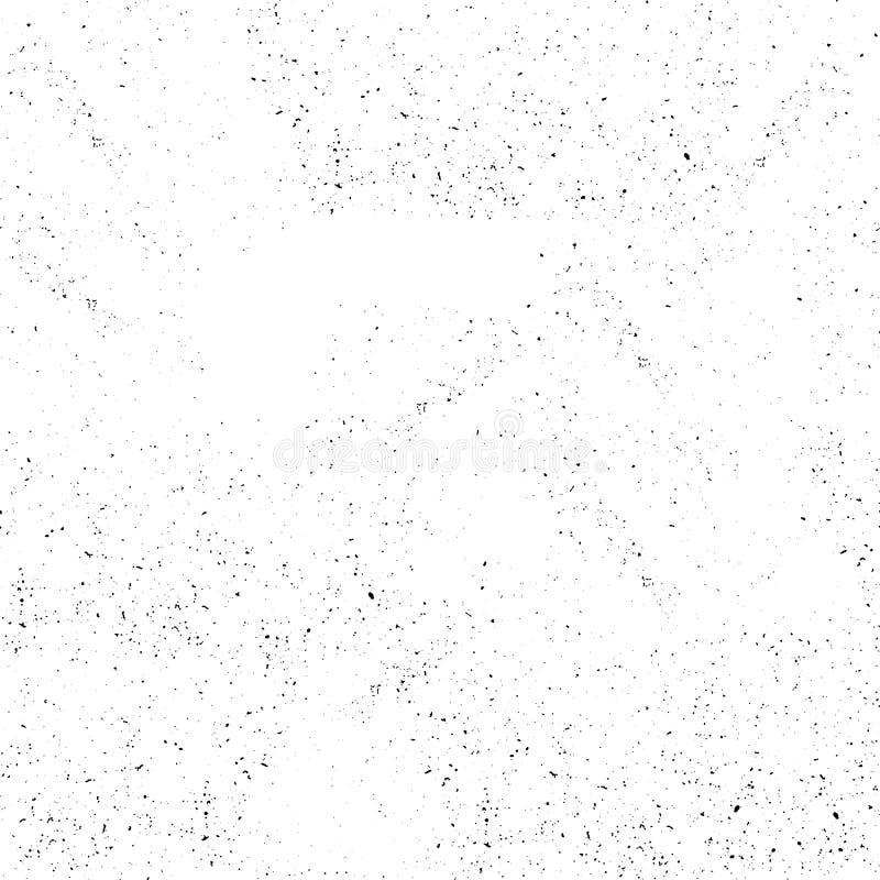 Mały wektorowy śnieg Tekstura, bezszwowy wzór grunge najlepszego ściągania oryginalni druki przygotowywali teksturę Pył narzuty c ilustracja wektor