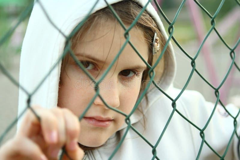 mały więzień zdjęcia stock