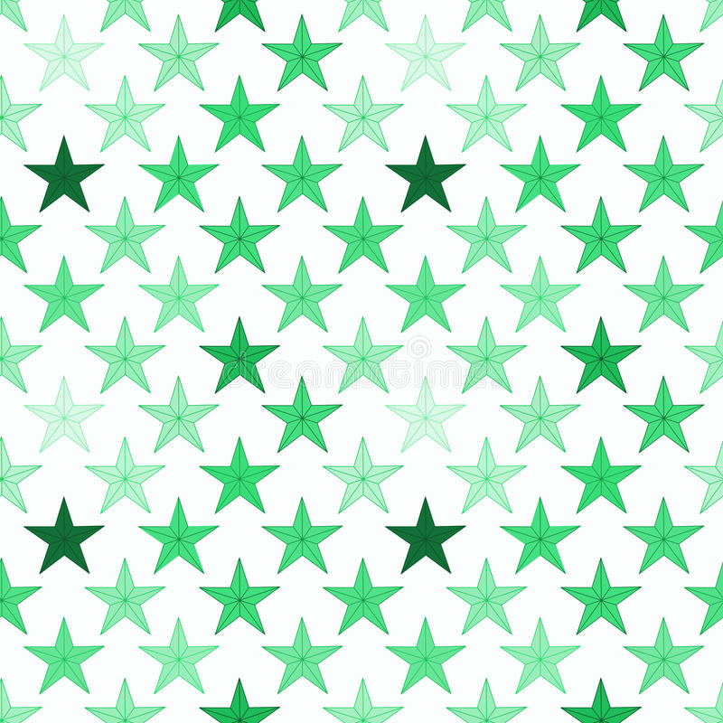 Małych gwiazd bezszwowa tekstura ilustracja wektor