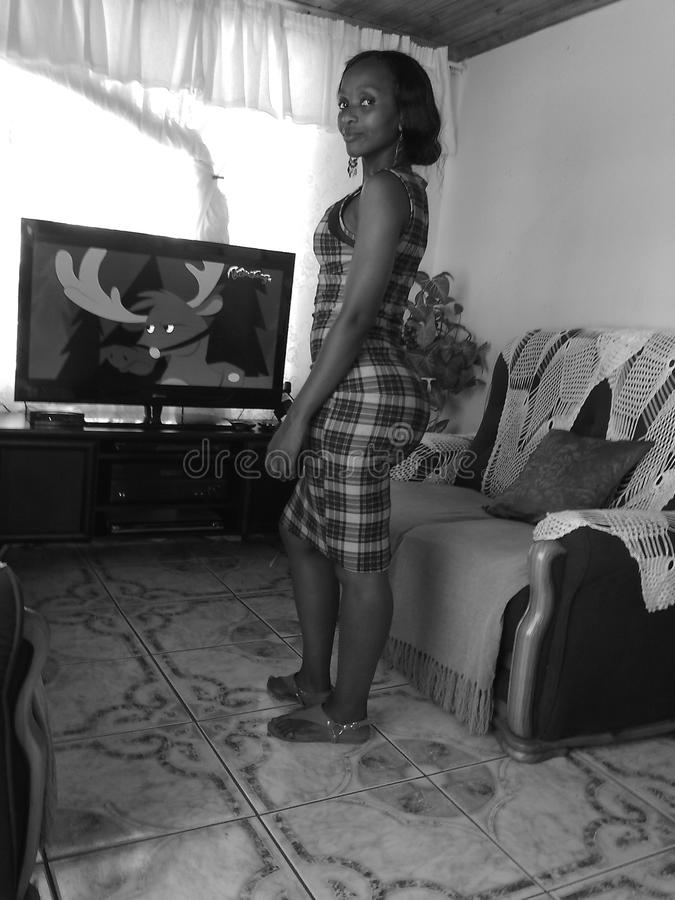 Ma beautiful sis royalty free stock photo