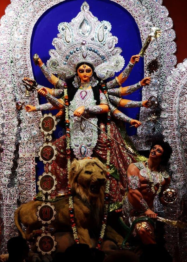 Ma Durga royalty free stock image