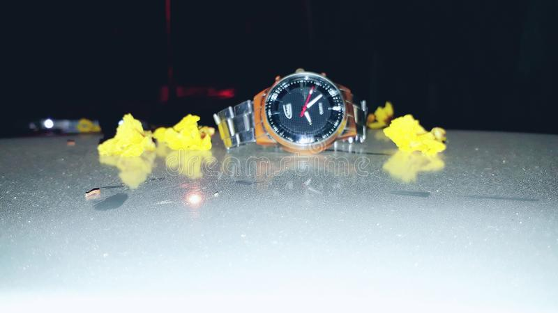 Ma montre photo libre de droits