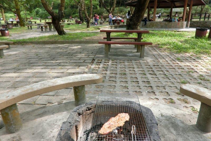 MA su Shan Country Park Hong Kong immagini stock