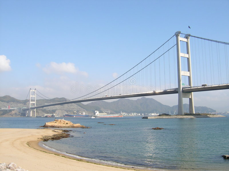 ma tsing mostu zdjęcia royalty free
