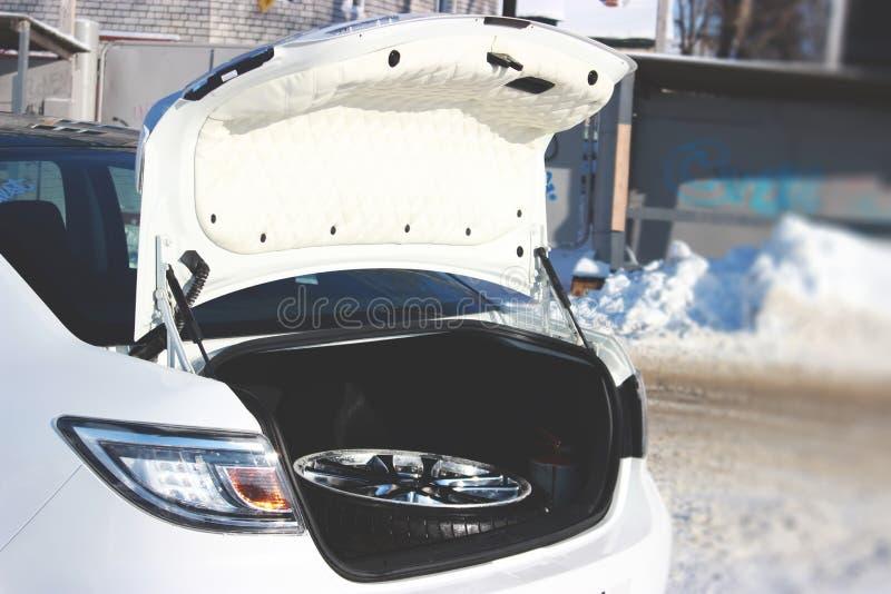 Ma voiture photo stock