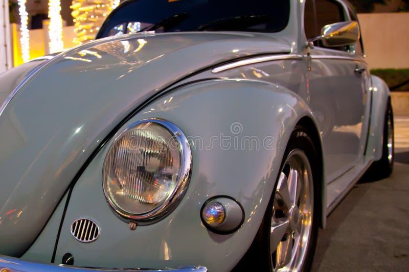 Ma voiture de rêve avant moi photo stock