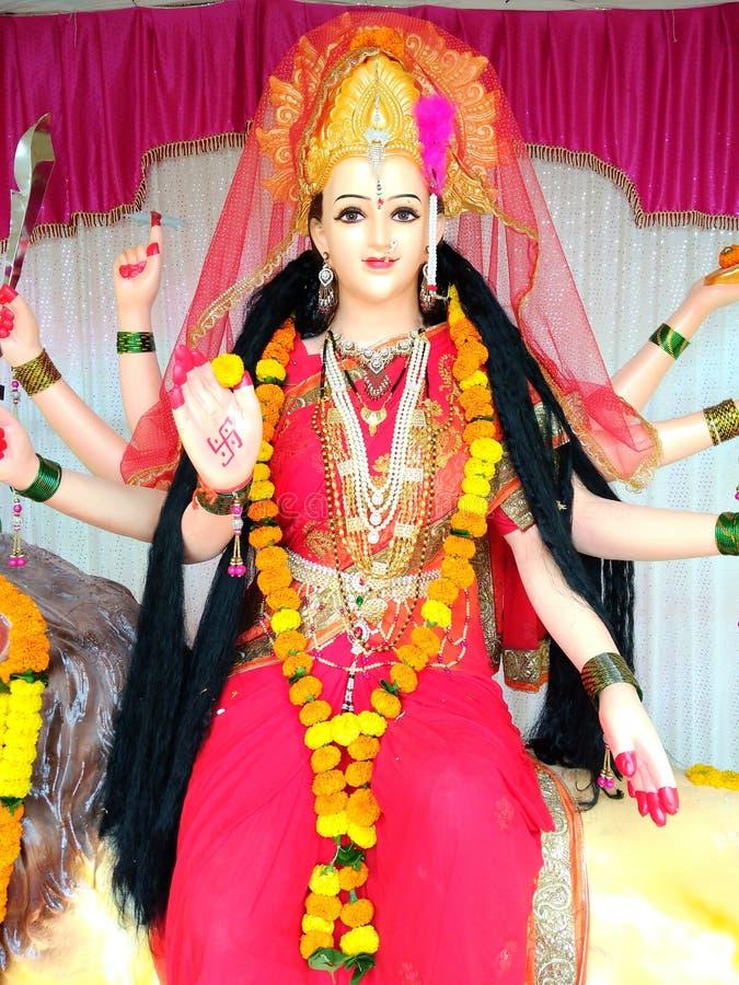 Maa de Devi foto de stock royalty free