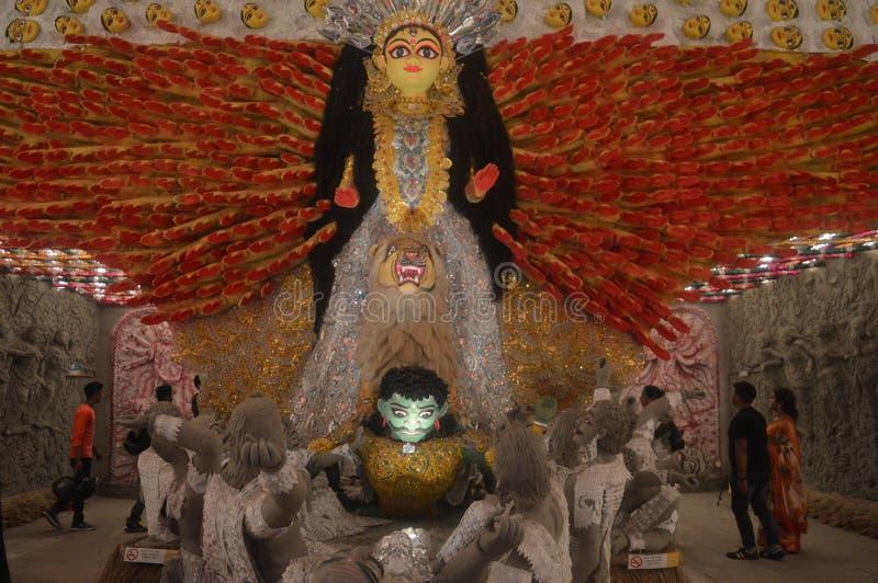Maa Durga lizenzfreie stockfotografie