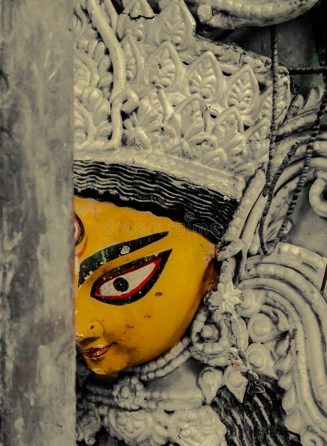 Maa Durga stock foto's