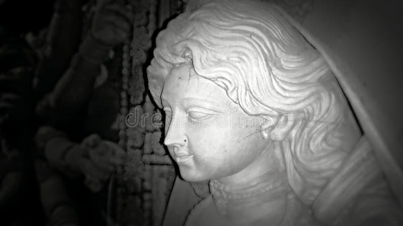Maa Durga στοκ εικόνες