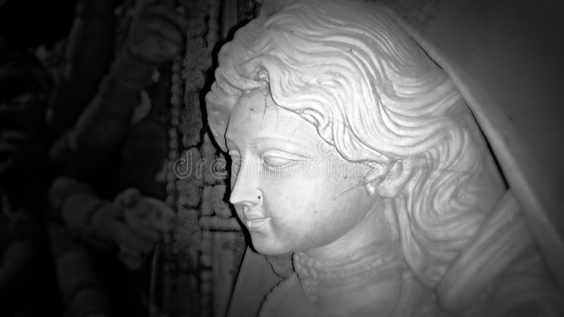 Maa Durga immagini stock