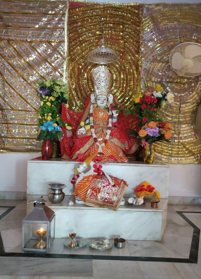 Maa Gayatri fotografia stock