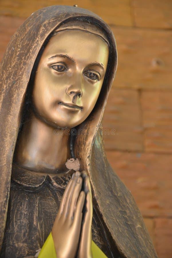 Maagdelijke katholieke Mary stock fotografie