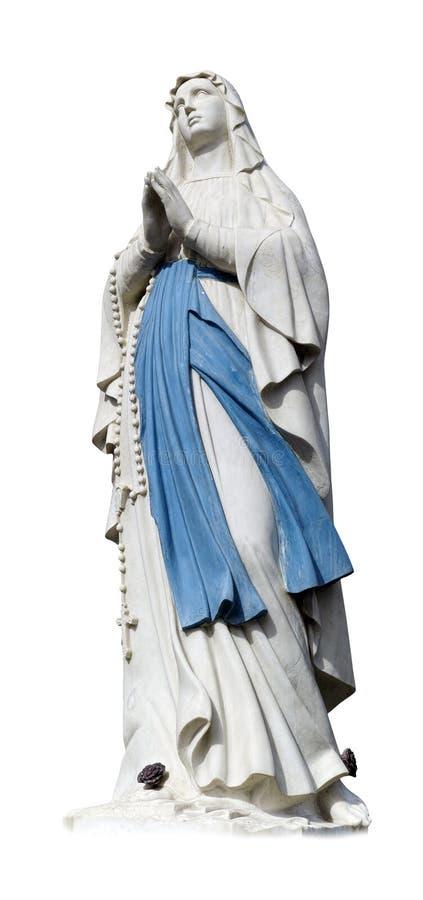 Maagdelijke Mary royalty-vrije stock afbeeldingen
