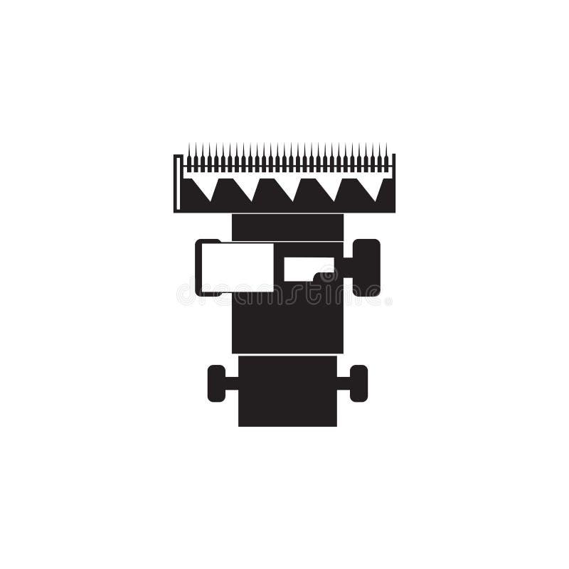 Maaidorserpictogram Element van vervoermening van bovengenoemd pictogram Één van het inzamelingenpictogram voor websiteontwerp en stock illustratie