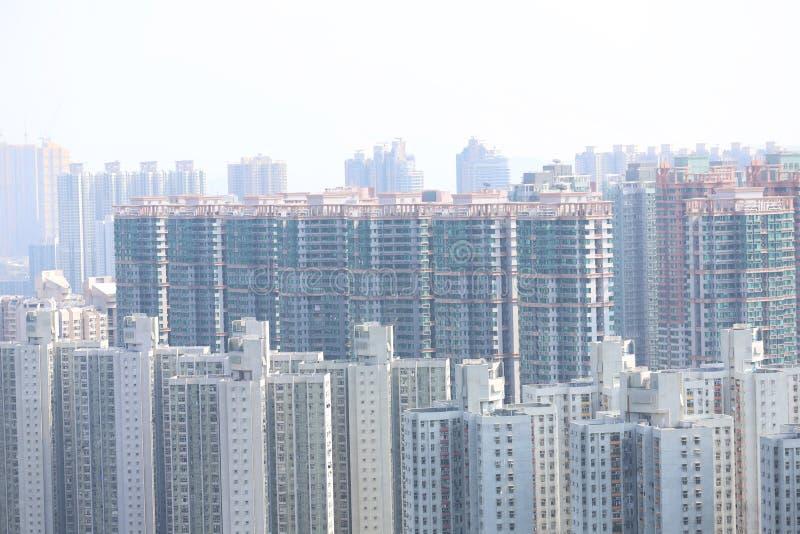 22 maart 2020 het Openbaar Huis in Hong Kong bij TKO royalty-vrije stock fotografie
