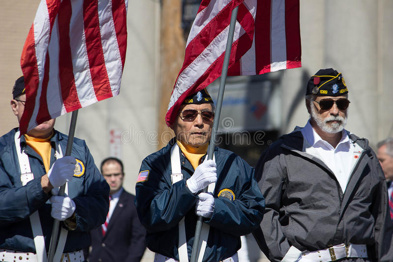 Maart van Vrijheid stock fotografie