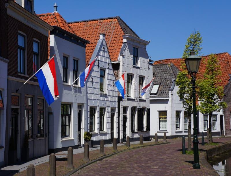 Maasland, Midden Delfland holandie obrazy stock