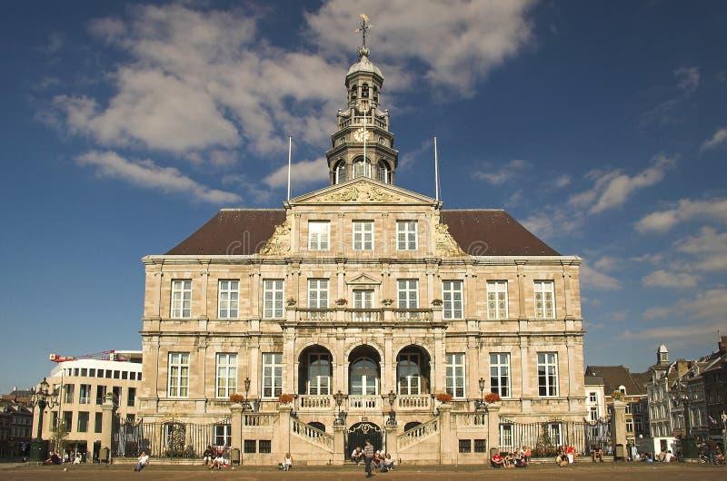 Download Maastricht immagine stock. Immagine di acqua, ponticello - 3138445