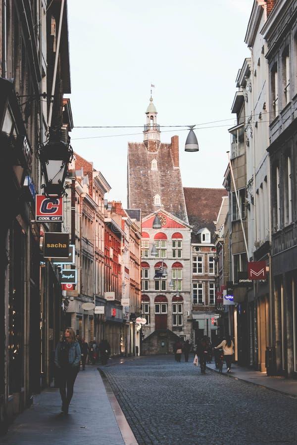 Maastricht fotografia de stock