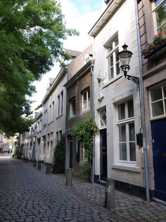 Maastricht, die Niederlande lizenzfreies stockbild