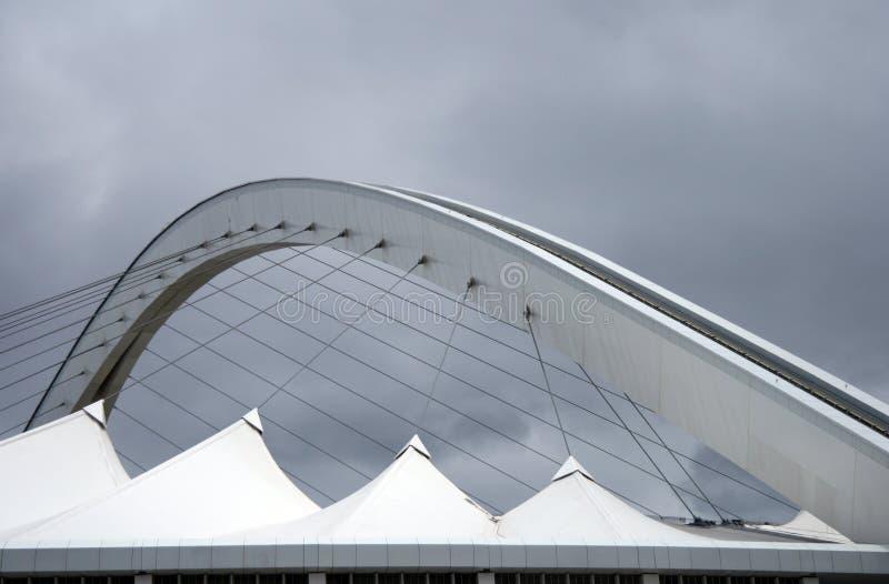 mabhida Moses stadium zdjęcie royalty free