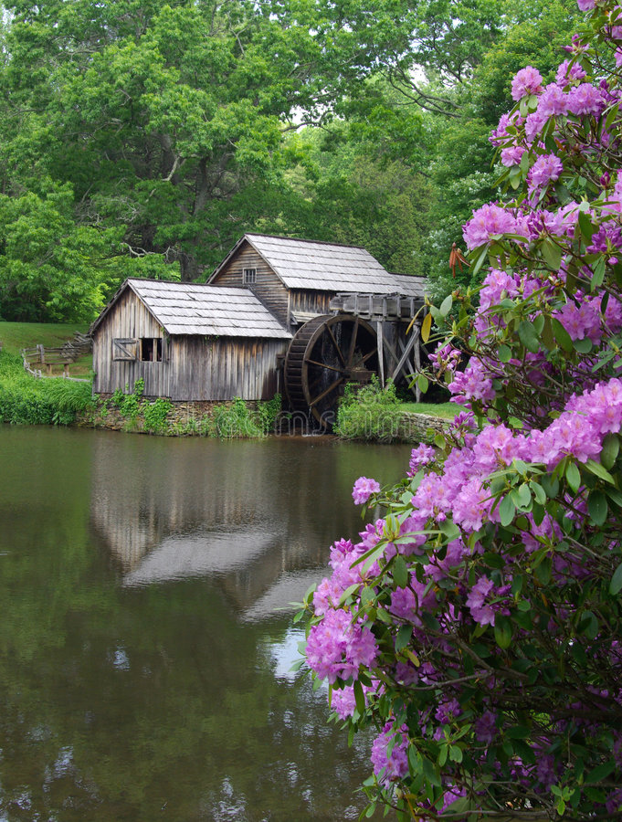 Free Mabry Mill Stock Photography - 7010502