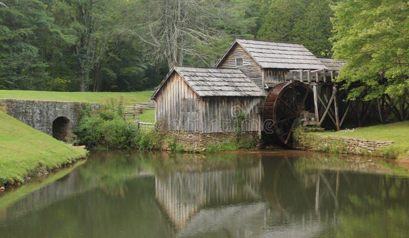 Mabry Mill royalty free stock photos